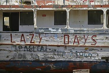 """Shipwreck """"Lazy Days"""""""