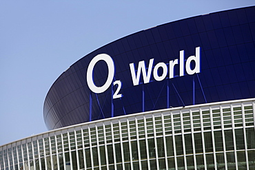 O2 World, Anschutz Entertainment Group Development GmbH, venue at Berlin-Friedrichshain, Germany, Europe