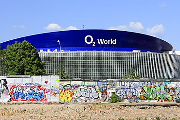 O2 World, multi-purpose event centre, Friedrichshain-Kreuzberg, Berlin, Germany, Europe
