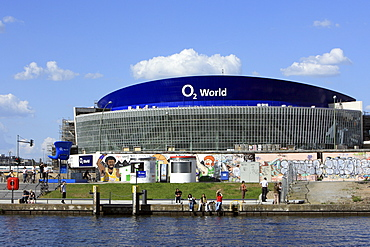 O2 World, Berlin, Germany, Europe