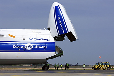 Antonov AN Transporter, ILA 2008, Berlin, Germany, Europe