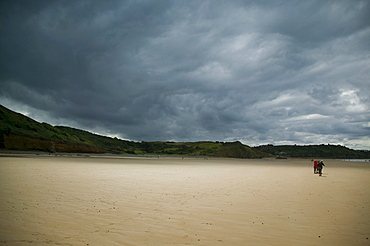 Beach, Erquy, Bretagne, France