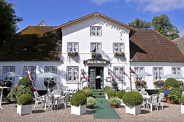Schlie Krog in Sieseby, Schlei, Schleswig-Holstein, Germany, Europe