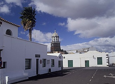 Teguise, Lanzarote, Canary Islands, Spain, Europe