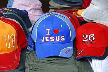 Baseball caps, Urfa, Turkey