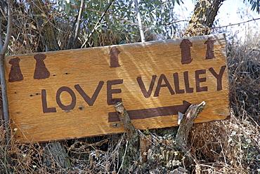 Love Valley, Goereme, Anatolia, Turkey