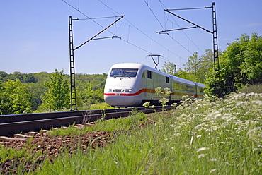ICE 2, Baden-Wuerttemberg, Germany