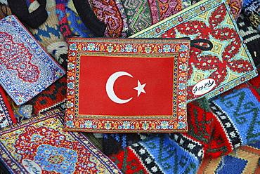 Purses, souvenirs, Cappadocia, Turkey