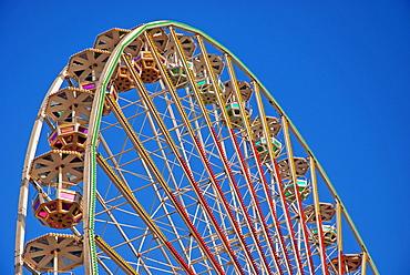 Ferris wheel, Cologne, North-Rhine Westphalia, Germany, Europe