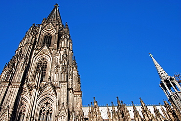 Cologne Cathedral, Cologne, North Rhine-Westphalia, Germany