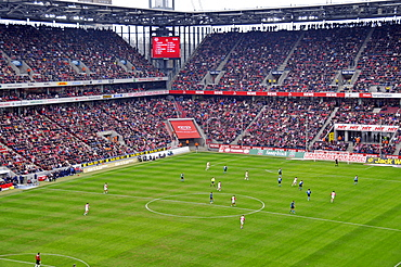 Rheinenergie-Stadion football stadium in Cologne, North Rhine-Westphalia, Germany