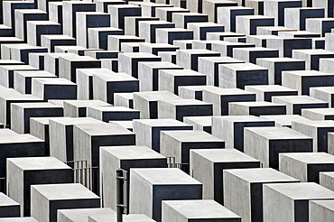 Memorial to the murdered Jews in Europe, Holocaust Memorial, Berlin, Germany, Europe
