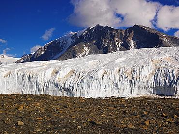 Canada Glacier, Taylor Valley, McMurdo Dry Valleys, Antarctica