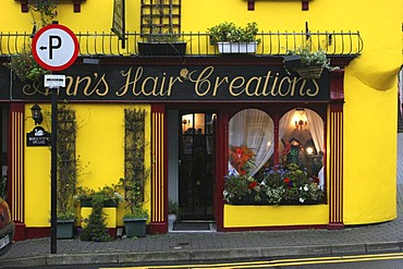 Hairdresser in Kinsale , Cork , Munster , Ireland , Europe