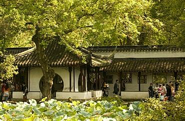 Humble Administrator's Garden, Suzhou, China, Asia