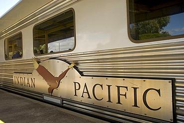 Indian Pacific Railway, Adelaide, South Australia, Australia