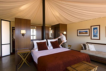 Ayers Rock Resort Hotel Longitude 131, luxury camp at the Ayers Rock, Yulara, Northern Territory, Australia