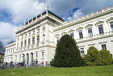Karl Franzens University, Graz, Styria, Austria