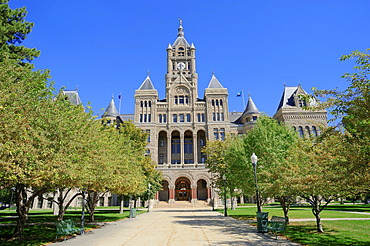 City and County Building, Salt Lake City, Utah, USA