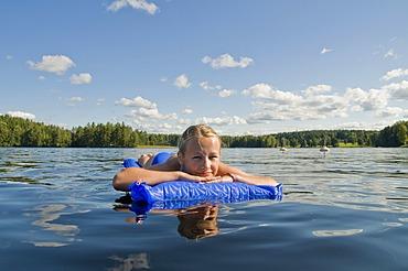 Lake near Bengtsfors, Central Sweden, Sweden, Europe