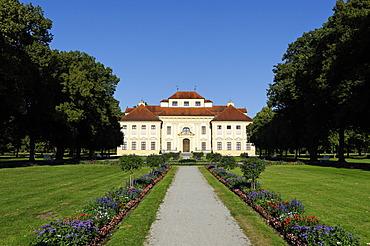 Schloss Lustheim Castle in Schleissheim, Upper Bavaria, Bavaria, Germany, Europe