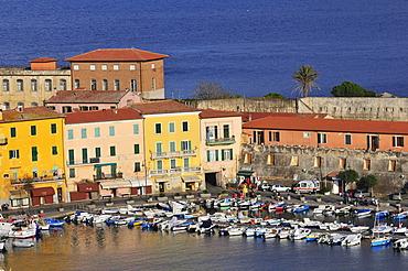 Portoferraio, Elba, Tuscany, Italy, Europe