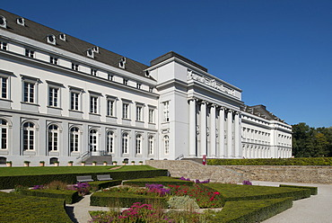 Electoral Palace, French early classicism, UNESCO World Heritage Site, protected cultural property, Koblenz, Rhineland-Palatinate, Germany, Europe