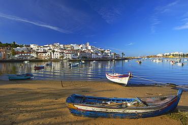 Ferragudo, Lagoa, Algarve, Portugal, Europe