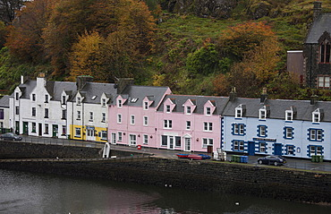 Portree, Isle of Skye, Inner Hebrides, Highlands, Scotland, United Kingdom, Europe