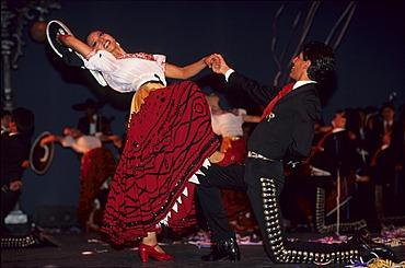 Mexico city Ballet Folclórico Folklore Ballett