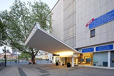 Hotel Four Seasons, Hotel Vier Jahreszeiten, Wiesbaden, Hesse, Germany, Europe, PublicGround