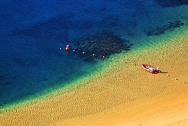 Playa de Las Teresitas, San Andres, Santa Cruz de Tenerife, Tenerife, Spain, Europe