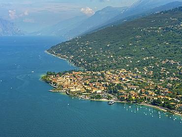 Torri del Benaco, Lake Garda, Veneto, Italy, Europe
