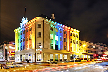 Hotel Radisson, Reykjavik, Iceland, Europe