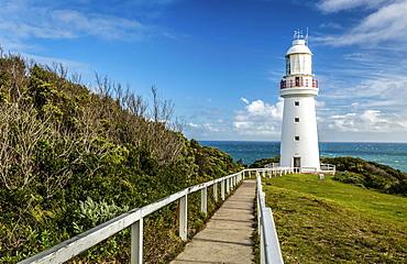 Cape Otway Lighthouse, Cape Otway, Victoria, Australia, Oceania