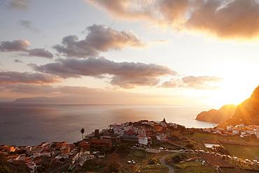 Agulo, La Gomera, Canary Islands, Spain, Europe