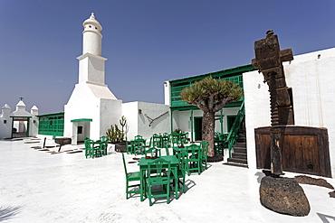 Casa del Campesino, near San Bartolome, Lanzarote, Canary Islands, Spain, Europe