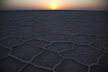 Dasht-e Kavir or Great Salt Desert, Marenjab, Maranjab, Semnan Province, Iran, Asia