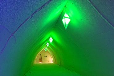 Snow Hotel, Sinetta, Lapland, Finland, Europe