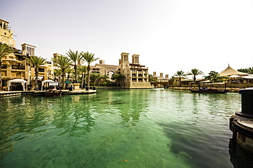 Madinat Jumeirah, Arabian Resort, Umm Suqeim 3, Dubai, United Arab Emirates, Asia
