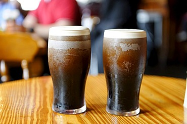 Two pints of Guinness, Ireland, Europe