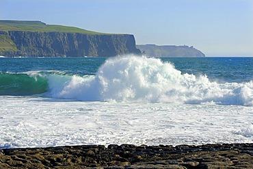 Hag's Head, Doolin, County Clare, Ireland, Europe