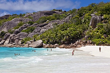 Grande Soeur island, Les Soeurs or Sister Islands, Seychelles, Africa, Indian Ocean