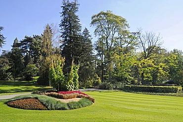 Jardin des Plantes park, Nantes, department of Loire-Atlantique, Pays de la Loire, France, Europe, PublicGround