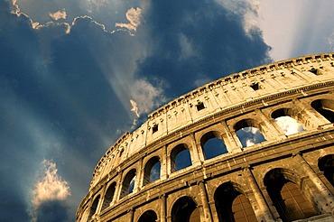 Coliseum, Rome, Lazio, Italy, Europe