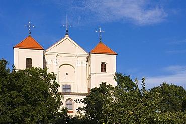 Church of Assumption of Virgin Mary, Trakai, Trakai Historical National Park, Lithuania, Europe