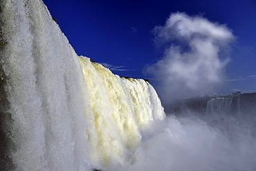 Iguazu Falls, Foz do Iguacu, Parana, Brazil, South America