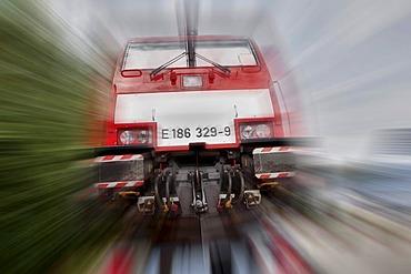 Electric locomotive, Series E 186 TRAXX F140 MS