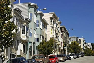 Greenwich Street, Telegraph Hill, San Francisco, California, United States of America, PublicGround