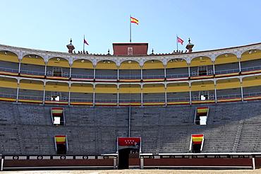 Bullring Las Ventas, Madrid, Spain, Europe